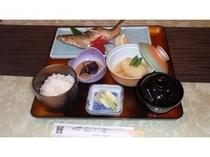 ④焼き魚定食