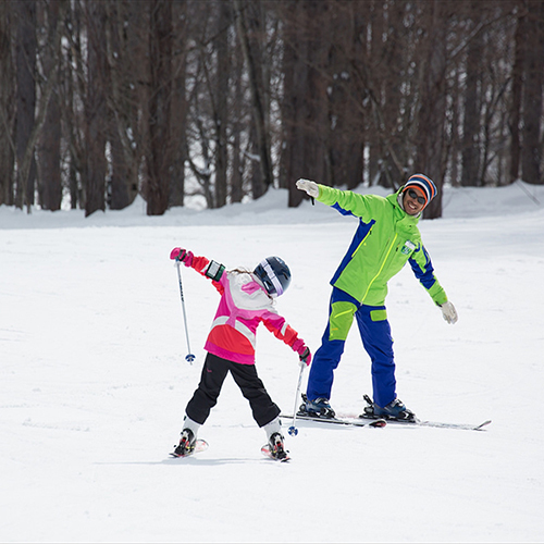 ニセコビレッジ スキースクール