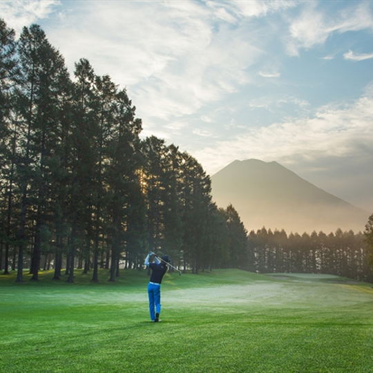 ニセコビレッジゴルフコース