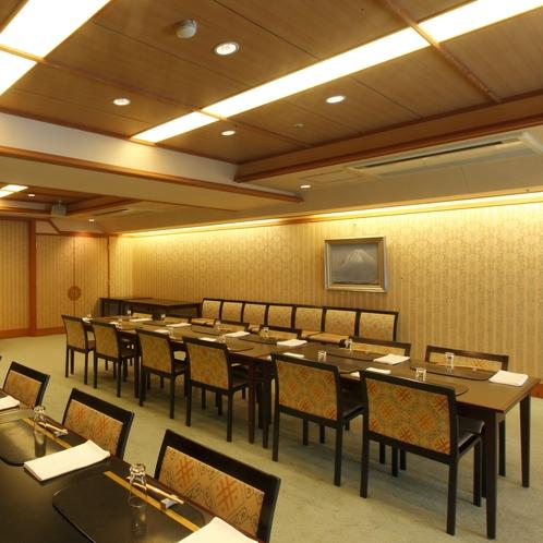 【レストラン】5階四季(和食)/椅子テーブルの個室