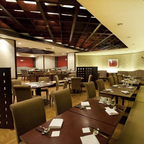 【レストラン】地階四川飯店(中華)