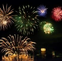 【風物詩】4/28~10/31まで連夜開催「洞爺湖ロングラン花火大会」