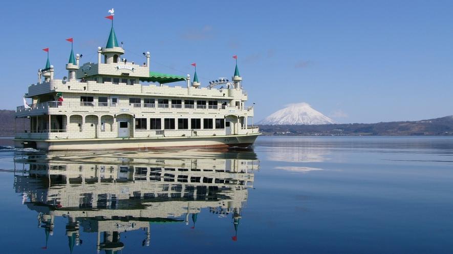 ★「洞爺湖遊覧船」~雄大な湖を感じる船旅~