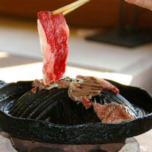 バーベキュー肉2