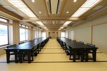 大宴会場(テーブルイススタイル)