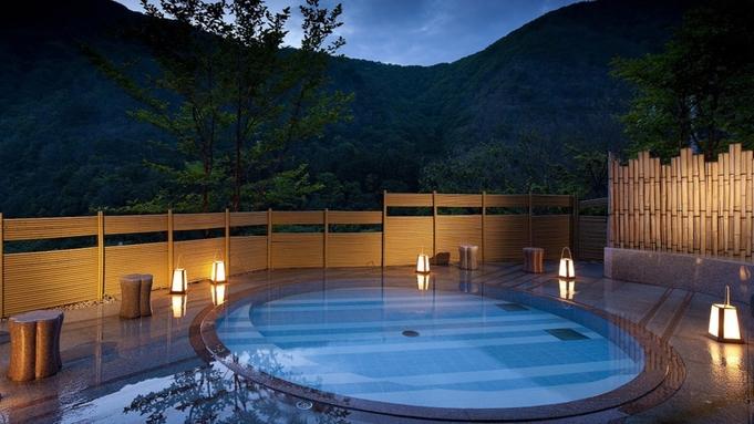貸切風呂無料☆お子様歓迎♪プライベート重視の方におすすめプラン■渓谷を望む客室■