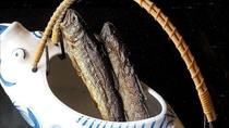 【別注料理】岩魚の骨酒 2200円(税込み) ※事前予約(1週間前)