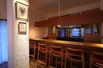 館内併設のワインバーNINOEでは、豊富な種類のワインとフレンチがお楽しみ頂けます。