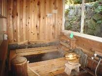 天然温泉檜風呂