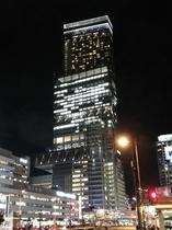 【あべのハルカス】 日本一の高さを誇る超高層複合ビル(当ホテルから徒歩8分)