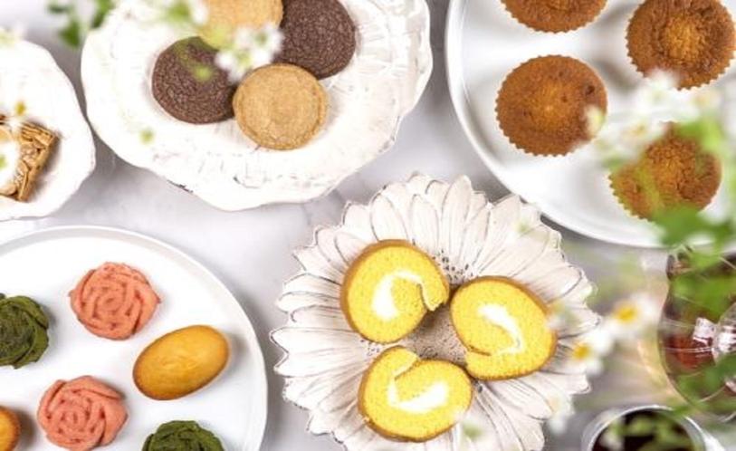 【お土産付き♪】あの「堂島ロール」で有名なモンシェールのお菓子詰め合わせ付プラン