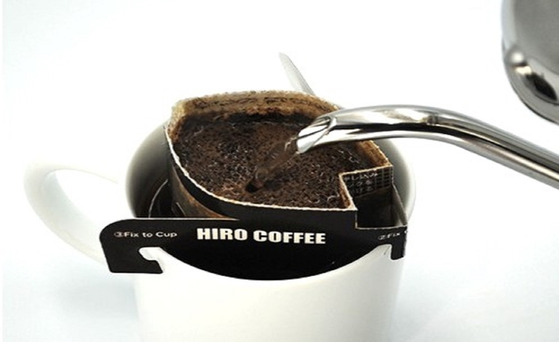 【お土産付き♪】大阪 HIROコーヒーの地球環境に配慮したサスティナブルコーヒーセット(1,400円