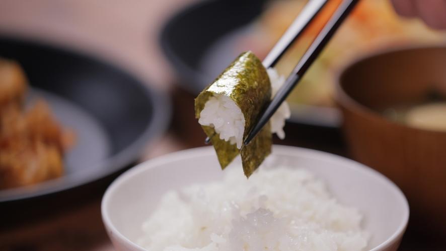 【Organic】化学調味料無添加の味付け海苔で更にごはんをおいしく♪
