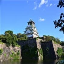 大阪城まで徒歩20分♪