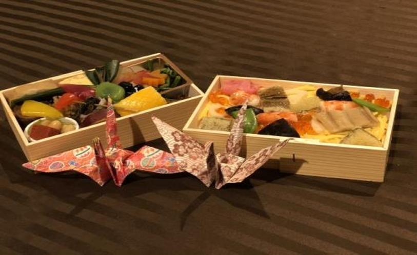 【朝夕2食付き♪】大阪満喫♪ 地元!老舗料亭の作る「なにわめし」大阪料理の豪華!お弁当(2,700円