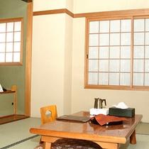 *【客室】広さ 6〜9畳和室のお部屋をご用意いたします。