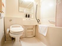 和室四人部屋 バス・トイレ