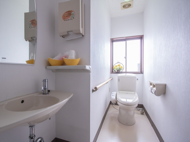 和室ファミリータイプ トイレ