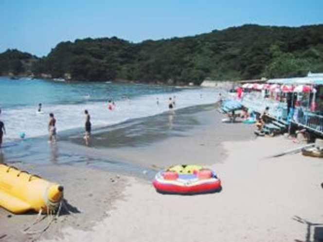 鳥羽白浜海水浴場