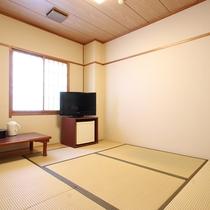 *【客室一例】和室6畳