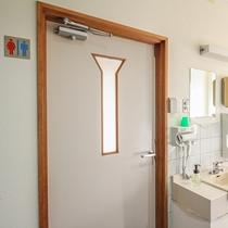 *【館内一例】共有トイレ