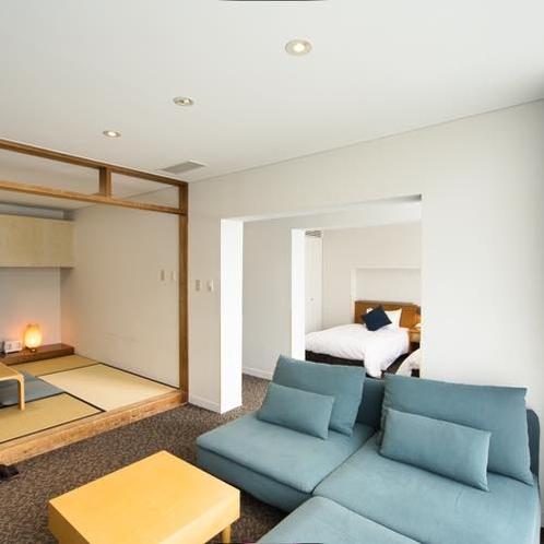 ■3F 和洋室 階段利用なし(テラス付)