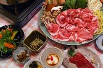 豚しゃぶ(醤油)