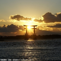 弁天島(シンボルタワー)