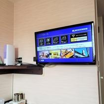 客室設備 32型テレビ