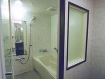 スーペリアツイン 浴室