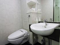 スーペリアルーム トイレ洗面ブース