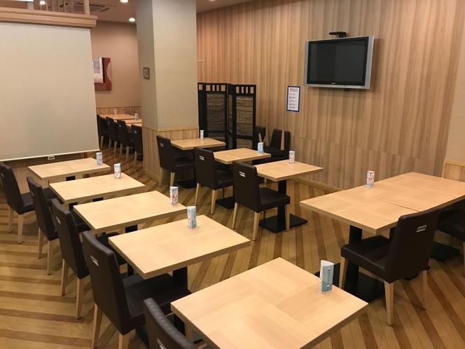 レストラン座席