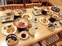 夕食の一例 w01