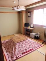 客室例 和室6畳 w