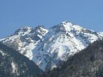 焼岳 2455m