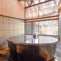 *【陶の湯】4種の貸切風呂は無料でご利用いただけます
