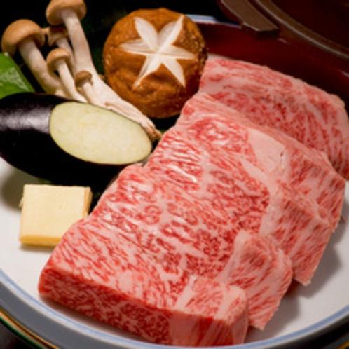 【A5飛騨牛ステーキ】