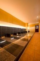 男性専用岩盤浴10床