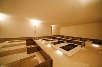 女性専用岩盤浴20床