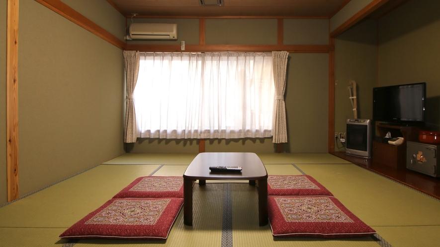 ご予約人数に合わせて、のんびり♪おまかせ和室