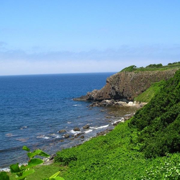 津軽半島高野岬