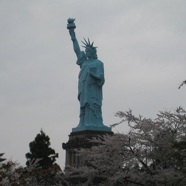 おいらせ町の自由の女神