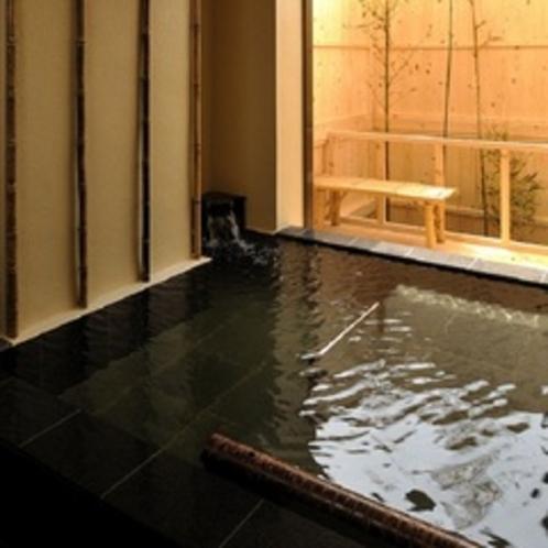 貸切風呂『銀の月』