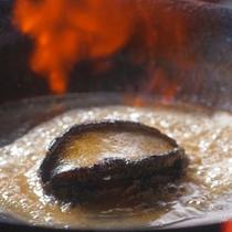 陸奥湾の『黒宝』 蝦夷アワビのステーキ
