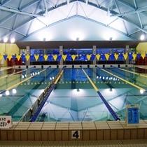 水夢館 競泳プール