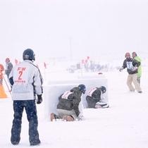 雪合戦大会(イメージ)