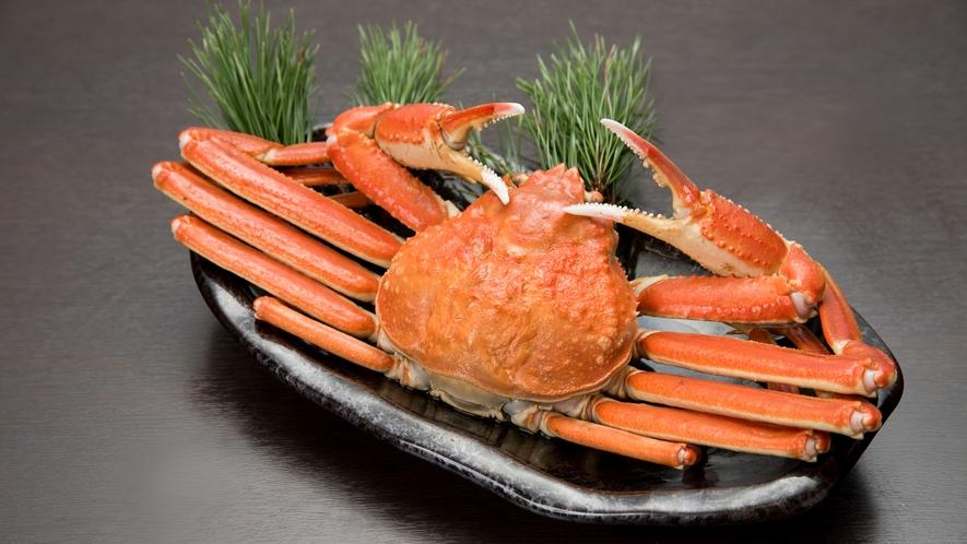 *季節料理【蟹】