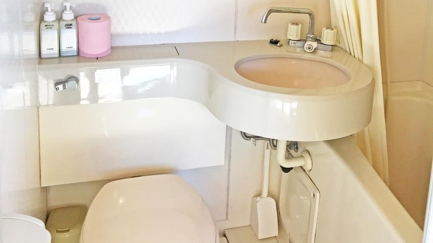 106号室バス・トイレ