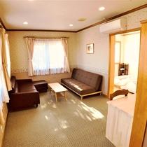 209*洋室と和室の2室続きの和洋室