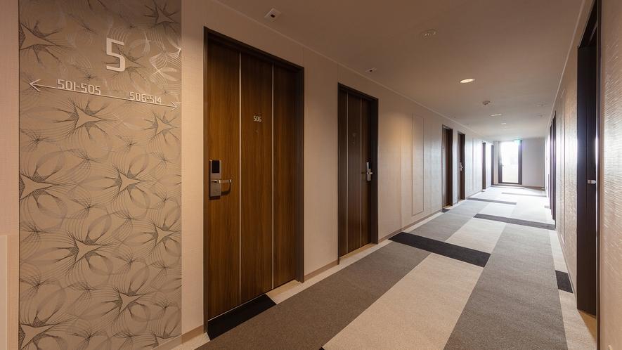 【館内一例】5階は喫煙フロアとなっております